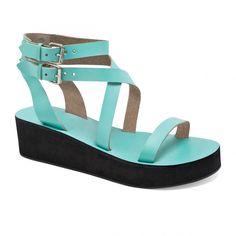 Shelly in Aqua Aqua, Wedges, Style Inspiration, My Style, Cali, Journey, Shoes, Women, Fashion