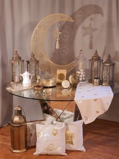 Ramadan Diy, Ramadan Crafts, Ramadan Mubarak, Hajj Mubarak, Diy Eid Decorations, Decoraciones Ramadan, Eid Cake, Arabic Decor, Islamic Decor
