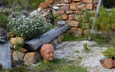 a quiet place Garden Sculpture, Places, Outdoor Decor, Lugares