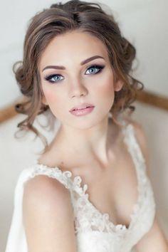 Картинки по запросу свадебный макияж