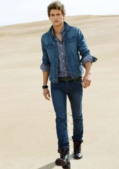 Men's casual style | Oliver Altman