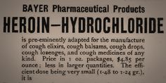 In the late 19th century, people apparently took cough suppression seriously!