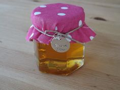 Set of 12 2oz. Honey Jar Favors Baby by JirehCraftyCreations