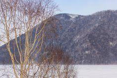 Lakeside in winter by Hiroteru Hirayama on 500px
