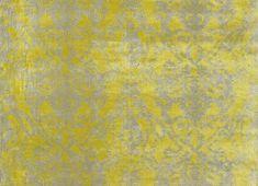 Damascini - Luxury Distressed Velvet Fabric [FAB-12081] : Designer Wallcoverings™