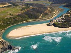 Odeceixe beach - Algarve (portugal)