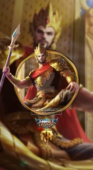 Wallpaper Mobile Legend Full HD Untuk HP dan Komputermu - Best of Wallpapers for Andriod and ios Mobile Legend Wallpaper, Full Hd Wallpaper, Wallpaper Backgrounds, Bruno Mobile Legends, Alucard Mobile Legends, Golden Warriors, Android Mobile Games, Legend Games, The Legend Of Heroes