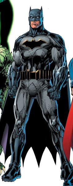 Rebirth Batman by Jim Lee (better res picture)
