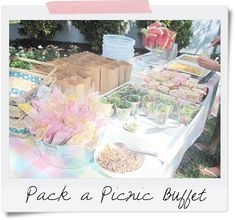 jessica at two shades of pink...pack your own picinc basket