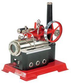 Wilesco D14 Steam Engine