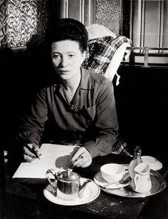 Simone de Beauvoir : une femme revolutionaire