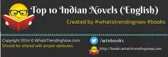 Top 10 Indian English Novels