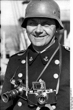 NAZI JERMAN: Kriegsberichter dan Propagandakompanie
