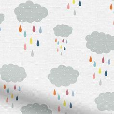 Cloud Curtains Fun & Exclusive Cloud Curtains Range for Less Roman Curtains, Kids Curtains, Roman Blinds, Curtains Living, Rainbow Curtains, Rainbow Bedroom, Rainbow Nursery Decor, Girl Room, Paintings