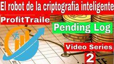 ProfitTrailer El robot de la criptografía inteligente: Pending Log Video 2