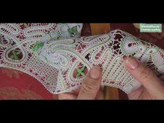 (1) Encajes de Bolillos Abanico Ruso Trenzas Reseguido - YouTube Labor, Hand Henna, Hand Tattoos, Fingerless Gloves, Arm Warmers, Youtube, Fashion, Hand Fans, Cornrows