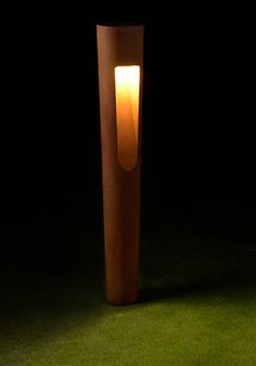The Tepuy 100 LED Bollard light is inspired by the Amazon and the Orinoco plateau. Bollard & Posts - Pathway Lighting / Outdoor Lighting - The Light Yard
