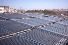 Commercial Solar Water Heaters  Manufacturer