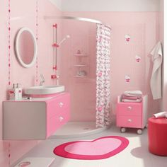 #dormir #dormitorio #niña #rosado #cute