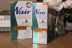 Anoushka Loves | The Air Hostesses Guide to Summer Ready Legs – Nair Argan Oil | http://anoushkaloves.com