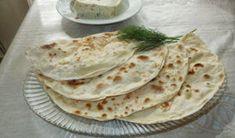 Türkisches Brot aus der Pfanne – Tavada Mayalı Ekmek - Türkische Gerichte