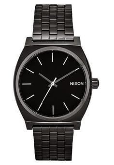 Montres Nixon TIME TELLER - Montre - polished gunmetal/lum color.115: 100,00 € chez Zalando (au 23/03/15). Livraison et retours gratuits et service client gratuit au 0800 740 357.