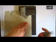 Using the Gift Bag Punch Board – Bigger Boxes… |