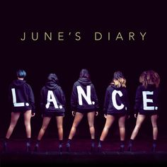 Baxando: June's Diary - L.A.N.C.E.