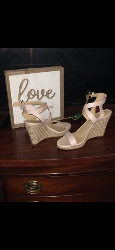 Wore them one time for a friends wedding not too much a heal person they are to nice to go to waste in my closet