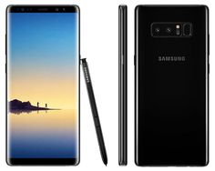 Samsung Galaxy Note 8 launched with 6.3 inch QHD+ AMOLED display, Dual Camera.