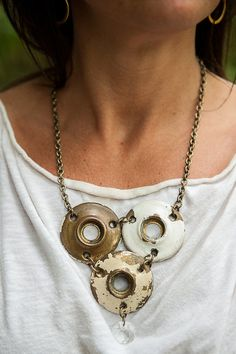 Lucysinspired: Lucy Lockets made from chippy old architectural salvaged pieces.  @Kim 'Leerhoff' Jenison