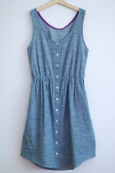 The Darling Eucalypt by CutCutSew | Project | Sewing / Dresses | Kollabora