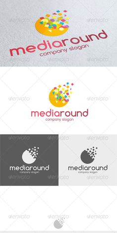 Media Round Logo  #GraphicRiver         Fully Editable Logo, AI, EPS, CDR, PNG files  Used free font link in the zip folder  	 Easy work and good luck   Don't forget to rate if you like it!   	    	   	 You bought a logo, but You cannot configure it the way you would like? I can do it for You. Customization means that you have the logo in which you want to change such as font, color, or non conceptual change some elements, convert to black/white version.  	 Maybe you need exclusive logo?  	…