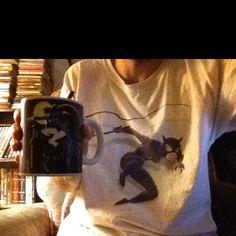 She is #Catwoman, hear her roar! ;)