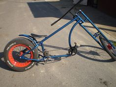 Chopper bike in Hungary - AtomicZombie gallery Lowrider Bicycle, Chopper Bike, Kart, Big Wheel, Hungary, Cars And Motorcycles, Metal Working, Skateboard, Bike Ideas