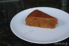 Caramel cake - La recette du dimanche