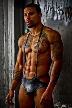 Hot gay black men