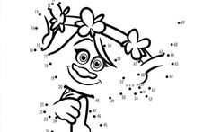 DreamWorks Animation's TROLLS free printables! #DreamworksTrolls