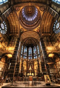 St.Nicolaaskerk Church, Jordaan, Amsterdam, North Holland