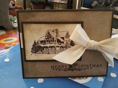Christmas lodge Stampin' Up!
