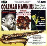 Three Classic Albums: Bean Bags/The Genius of Coleman Hawkins/Night Hawk [CD]