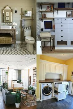 Friday Favorites: Built-Ins, Laundry Rooms, and More