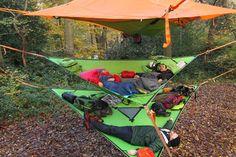 Floors And Hammocks | Tentsile Tree Tents