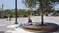 UC San Francisco 4th Street Plaza / CMG Landscape Architecture