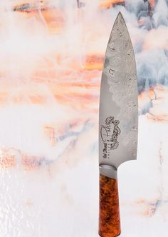 Special limited edition chef knives available only while stocks last.