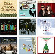 Christmas Music Playlist 2014 via @prettysuburbs
