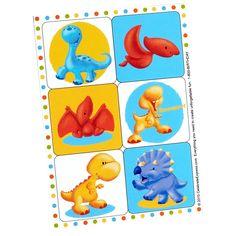 Little Dino Sticker Sheets, 67988 *Birthday Express $2