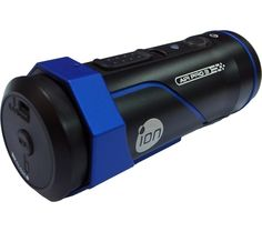ION  Air Pro 3 WiFi Action Camcorder - Black & Blue, Black Price: £ 99.00 Strap on the iON Air Pro 3 WiFi Action Camcorder record high-octane videos of nearly any event, from outdoor adventures and water sports to onstage antics and family fun. Top-grade video quality Shoot in 1920 x 1080p Full HD quality at 60fps or 720p at 120 fps with your iON Air Pro 3 , rendering all that action in...
