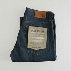 Rakeigh Denim Original