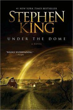 Stephen King - under the dome - appena finito mi manca già.